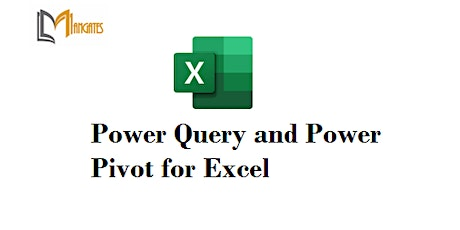 Power Query and Power Pivot for Excel 2 Days Training in Christchurch tickets