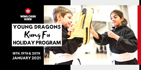 Young Dragons Kung Fu Holiday Program tickets