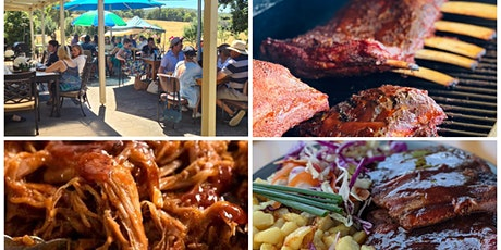 Double Oaks Estate Low-n-slow American BBQ and Wines tickets