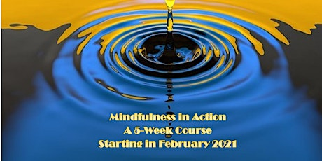 Mindfulness in Action - Course tickets