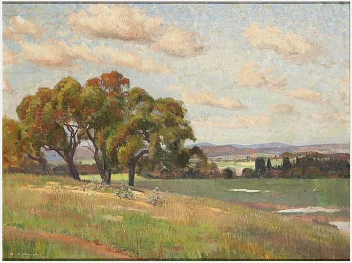 CMAG on Saturday: A big Canberra sky (2nd session) image