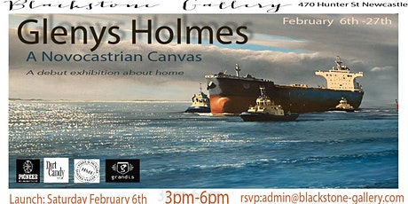 Exhibition Launch : A Novocastrian Canvas by Glenys Holmes tickets