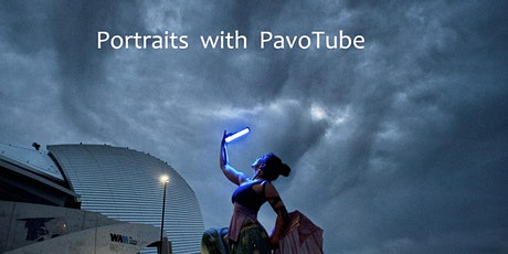 Portraits with PavoTube tickets