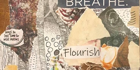 WORD COLLAGE ART CLASS: RECONNECT WITH YOUR JOY! tickets