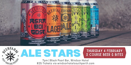 Beerfarm Ale Stars at The Windsor tickets