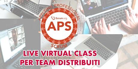 Applying Professional Scrum - Scrum.org - Live Virtual Class biglietti