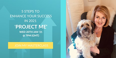 Project Me Masterclass tickets