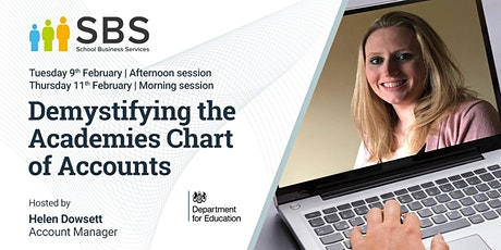 Demystifying the Academies Chart of Accounts entradas