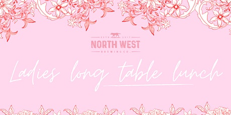 Ladies long table lunch tickets