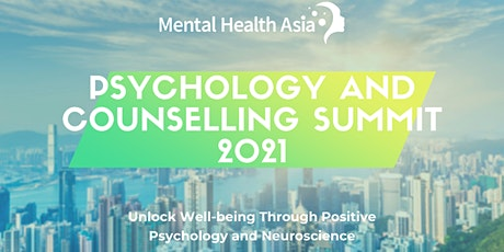 Psychology and Counselling Summit 2021 tickets