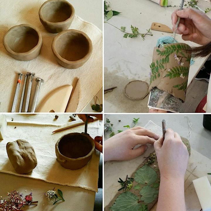 Build A Bowl | Pottery Workshop w/ Siriporn Falcon-Grey image