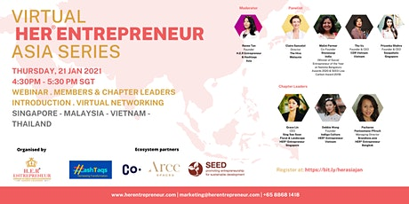HER Entrepreneur Asia Series 3 tickets