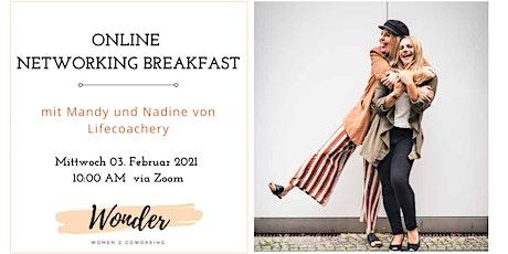 Netzwerk Frühstück - Von der Herzensvision zum eigenen Business Tickets