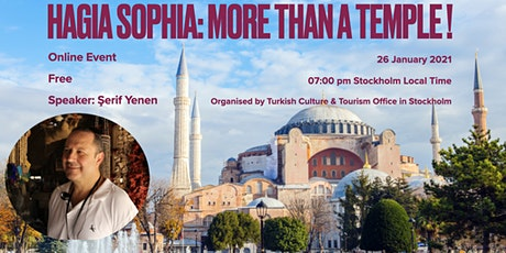 A virtual tour to Hagia Sophia: more than a temple ! tickets
