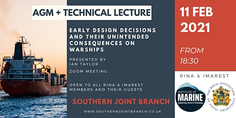 Early Design Decisions on Warships and their Unintended Consequences (follo tickets