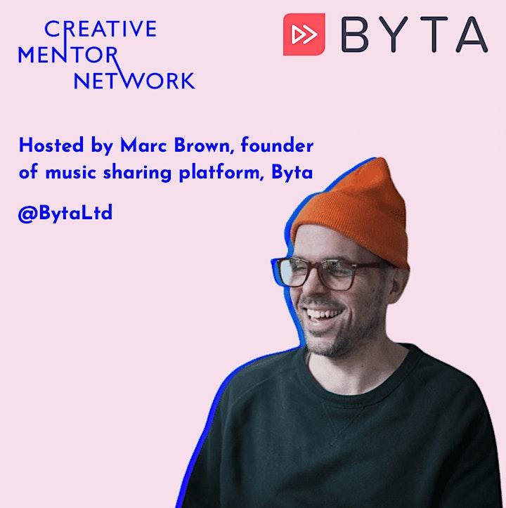 Workshop: The Artist's Journey / Creative Mentor Network & Byta image
