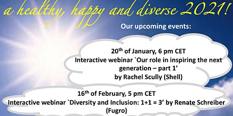 'Diversity and Inclusion: 1+1=3' by Renate Schreiber tickets