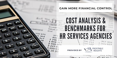 Cost Analysis and Benchmarks for HR Services Agencies tickets