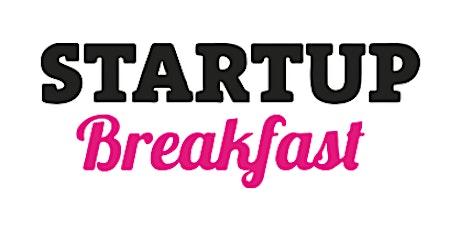Startup Breakfast tickets