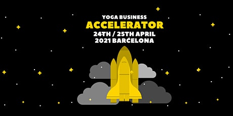 Yoga Business Accelerator tickets