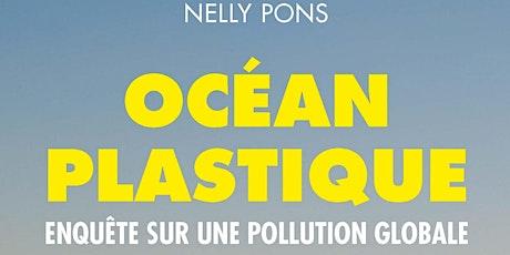 Océan plastique de l'autrice Nelly Pons billets
