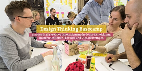 Design Thinking Basecamp, Online Tickets