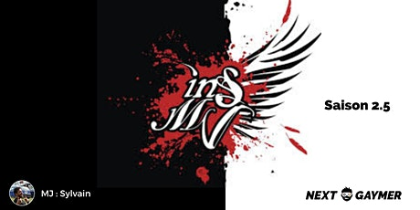 INS/MV - SSS - Saison 2.5 par Sylvain tickets