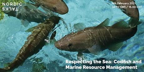 Respecting the sea: Codfish and marine resource management tickets