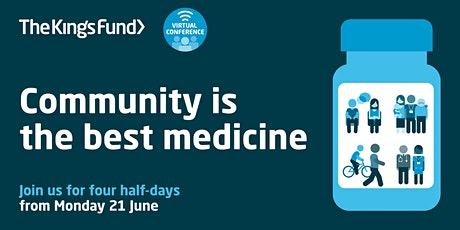 Community is the best medicine (virtual conference) tickets