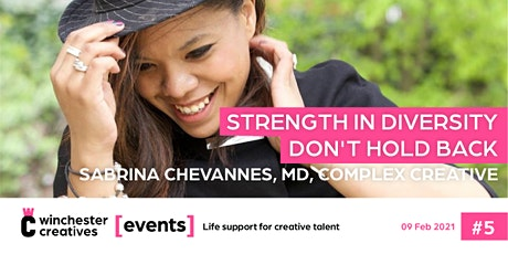 Strength in Diversity: Don't Hold Back tickets