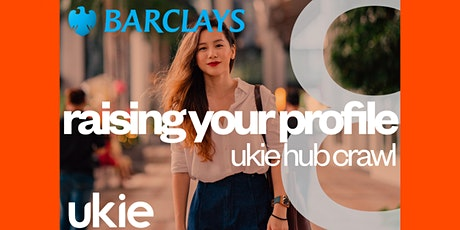 The Ukie Hub Crawl 2021: Raising your Profile tickets