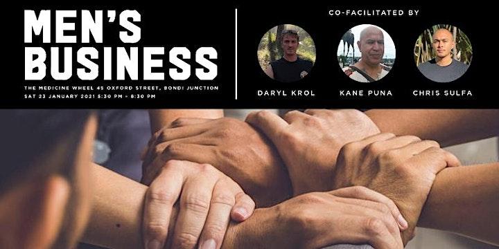 MEN'S BUSINESS image