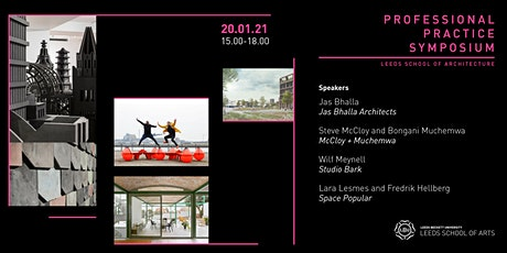 Leeds School of Architecture, Professional Practice Symposium. tickets