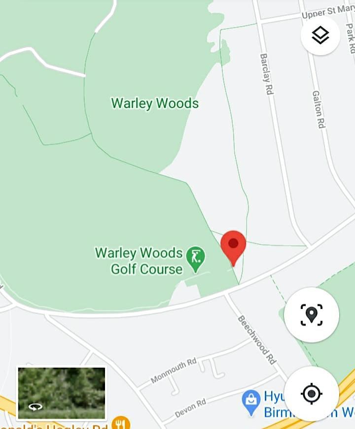 Warley Wellbeing Walks image