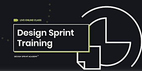 Design Sprint Training  - Live Online (EMEA) boletos