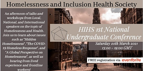 HIHS 1st National Undergraduate Conference tickets