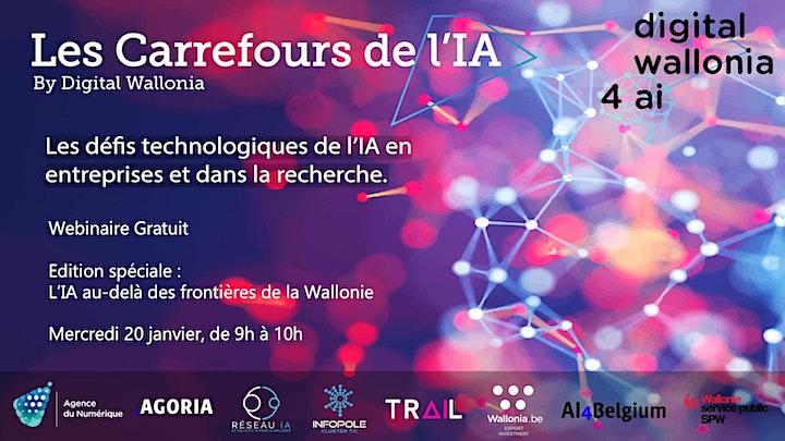 Image pour Les Carrefours de l'IA - Janvier 2021