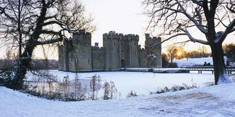 Timed entry to Bodiam Castle (18 Jan - 24 Jan) tickets