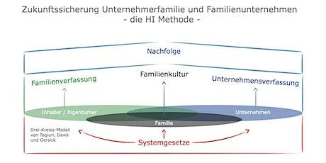 ImpulsAbend: Zukunftssicherung Unternehmerfamilie und Familienunternehmen Tickets