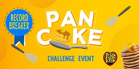 Guinness World Record Pancake Challenge tickets