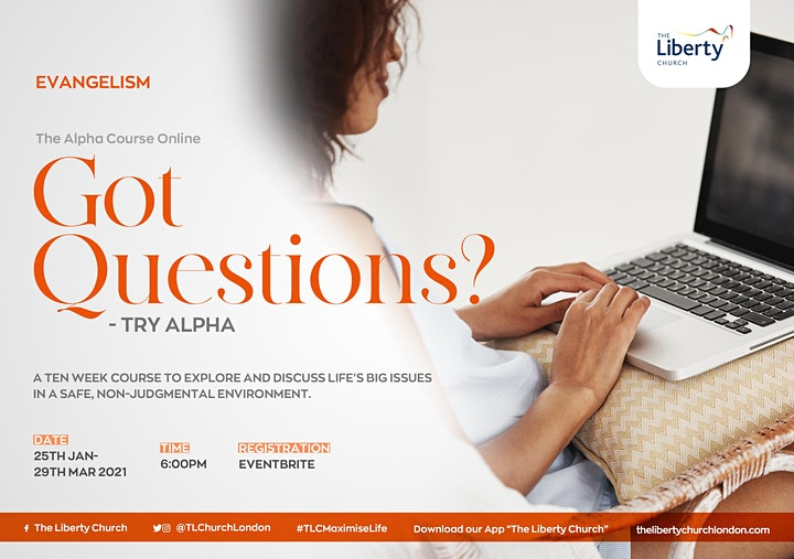 The Alpha Course Online image