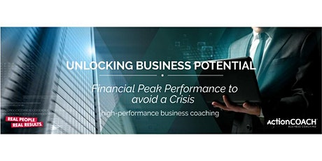 Financial Peak Performance to Avoid a Crisis tickets