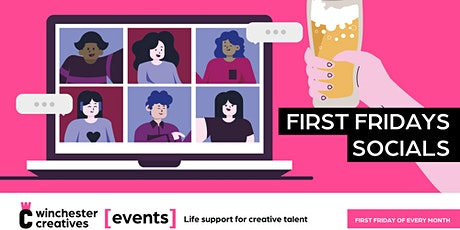 Winchester Creatives: First Fridays Social tickets