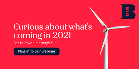 What's next on the renewable energy radar? tickets