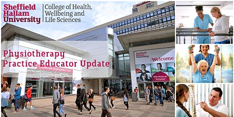 PHYSIOTHERAPY PRACTICE EDUCATOR UPDATE (ONLINE) tickets