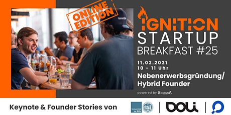 Ignition Startup Breakfast #25 Tickets