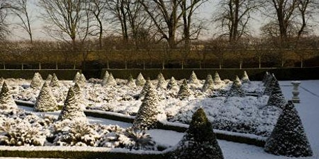Timed entry to Ham House Garden (18 Jan - 24 Jan) tickets