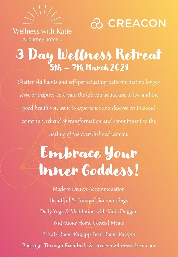 Embrace Your Inner Goddess Retreat image