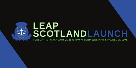 LEAP Scotland Launch tickets