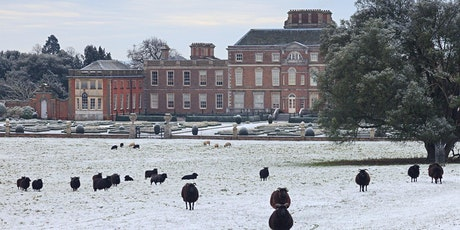 Timed entry to Wimpole Estate (18 Jan - 24 Jan) tickets